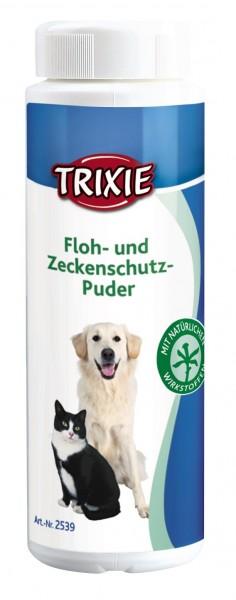 Trixie Natürliches Floh- und Zeckenschutz-Puder, 100 g