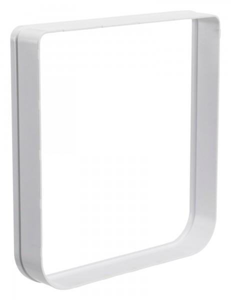 Trixie Tunnelelement für 4-Wege-Freilauftür, 15 x 15,6 cm, weiß