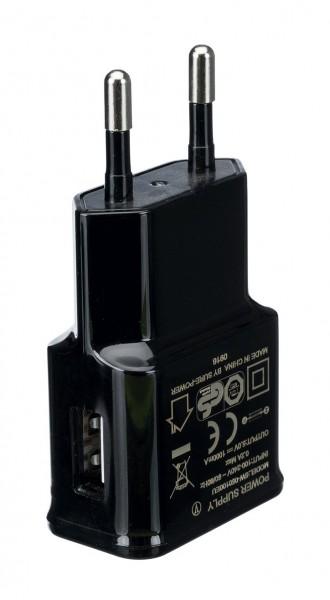 USB-Adapter zum Laden von Hundezubehör, DC 5V / max. 1A