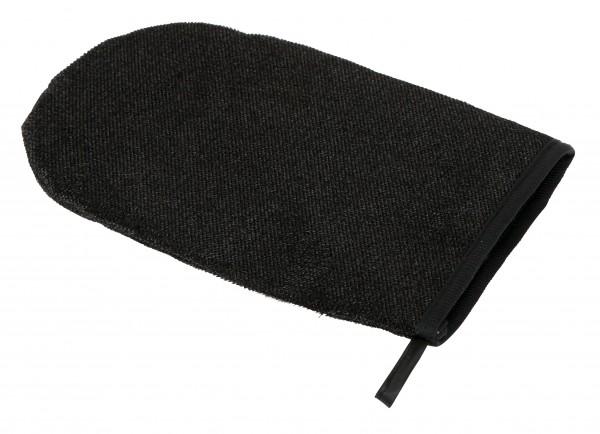 Fusselhandschuh, schwarz 24 x 15 cm, Lint Glove