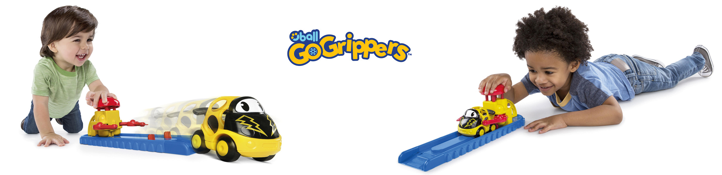 Oball Go Grippers Grip and Go Launcher