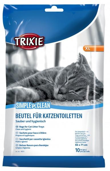 Trixie Toilettenbeutel XL, bis 56 x 71 cm, 10 Stück
