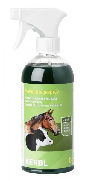 Kerbl Wundpflegespray zur Unterstützung der Selbstheilung, 500 ml