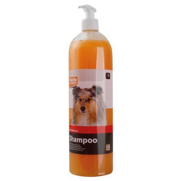 Karlie Flamingo Macadamia Shampoo für Hunde, 1 L