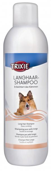 Trixie Hunde Langhaar-Shampoo, 1 Liter