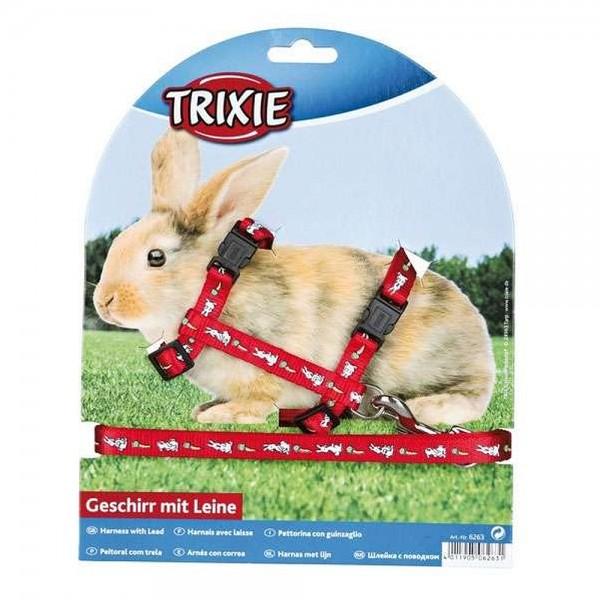 Trixie Kaninchen-Garnitur mit Motiv