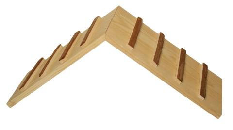 Kerbl Holzbrücke und Käfigausstieg NATURE
