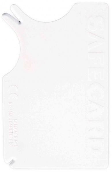 Trixie SafeCard Zecken-Entferner im Scheckkartenformat