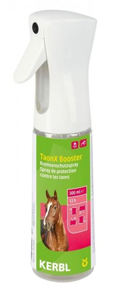 Kerbl TaonX Booster Pferde Bremsenschutzspray Repellentspray, 300 ml