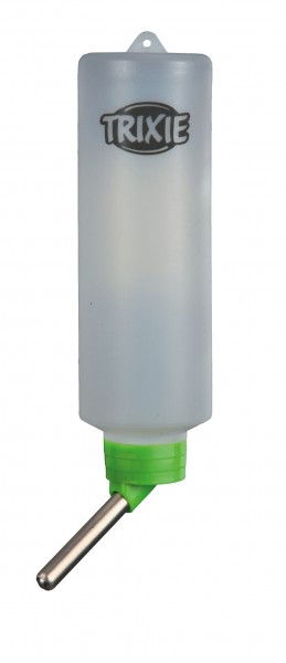 Trixie Kleintiertränke, Trinkflasche - 450 ml für z.B. Chinchillas, Kaninchen