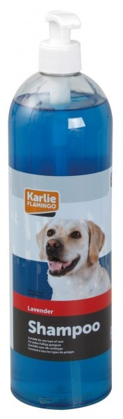 Karlie Flamingo Lavendel Shampoo für Hunde, 1 L