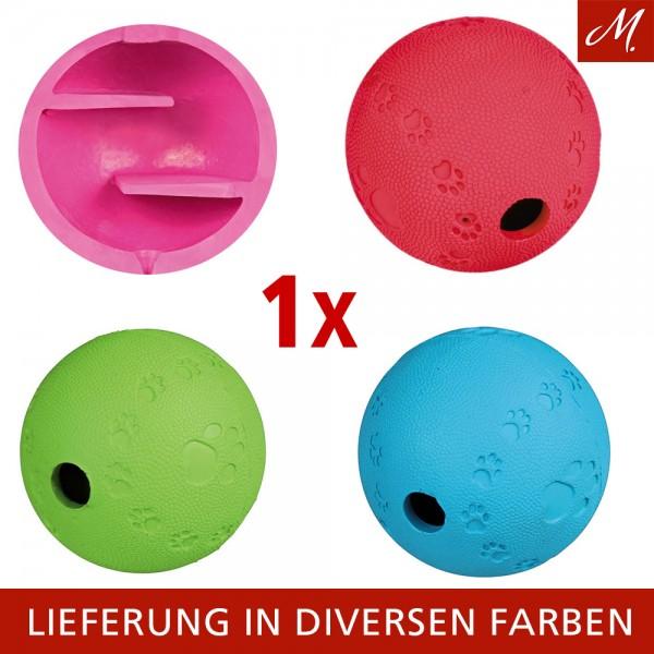 Trixie Labyrinth Naturgummi-Snackball, ø 7 cm, diverse Farben