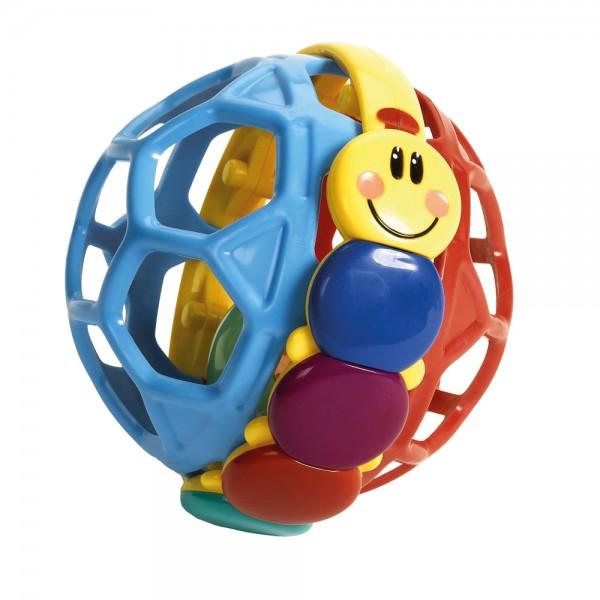 Bendy Ball Rasselball Spielzeug für Babys ab 3+ Monate