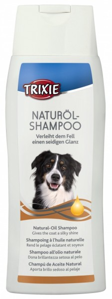 Trixie Naturöl-Shampoo für Hunde, 250ml