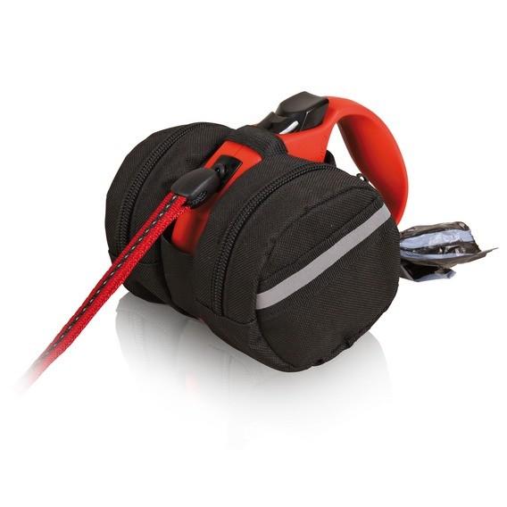 Trixie Packtasche für Rollleinen - M-L, 11 cm
