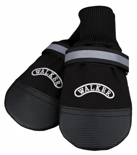 Trixie Pfotenschutz Walker Care Comfort, L, 2 St., schwarz