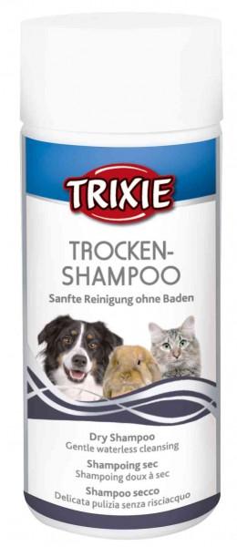 Trixie Trocken-Shampoo für Hunde Katzen Kleintiere, 100 g