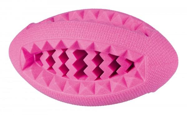 Trixie Rugbyball für Hunde, 13 cm, TPR, schwimmt, diverse Farben