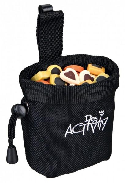 Trixie Snack-Tasche Baggy de Luxe, ø8x10cm, diverse Farben