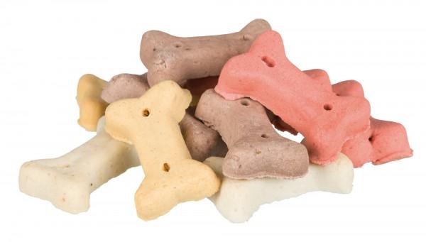 Trixie Cookie Snack Mini Bones für Hunde, 1,3kg im Eimer