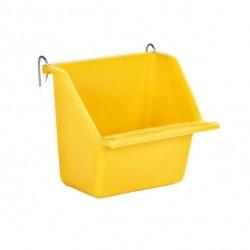 Trixie Vogelnapf zum Einhängen - 130 ml, gelb