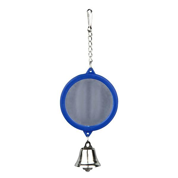 Trixie Spiegel mit Rahmen und Glocke - 5,5 cm