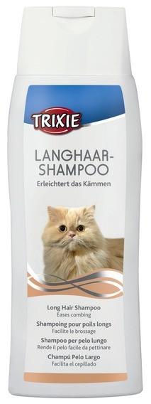 Trixie Langhaar-Shampoo, Katze, 250 ml