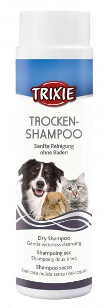 Trixie Trocken-Shampoo für Hunde Katzen Kleintiere, 200 g