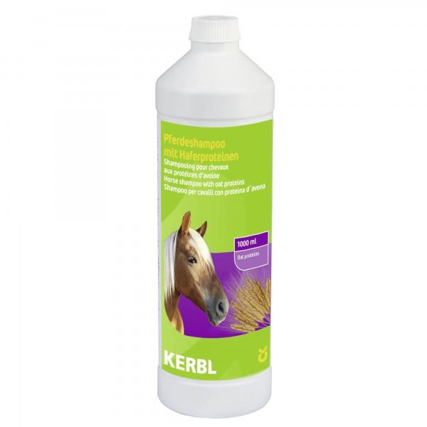 Pflegeshampoo für Pferde, mit Haferproteinen, 1000 ml