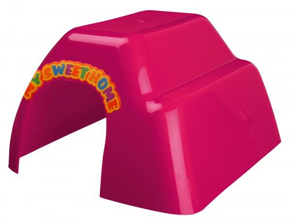 Trixie Kaninchenhaus aus Kunststoff, 29x19x33cm, diverse Farben