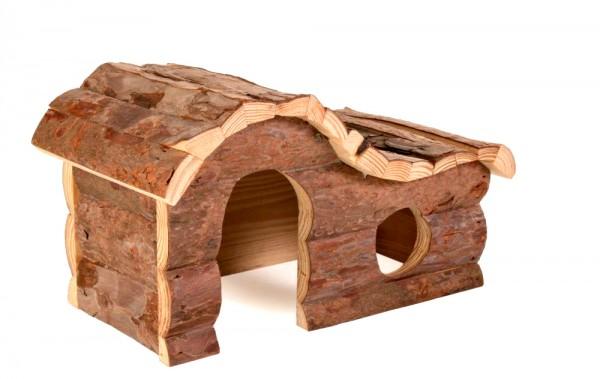 Trixie Hamster-Blockhaus Hanna, 26 x 16 x 15 cm