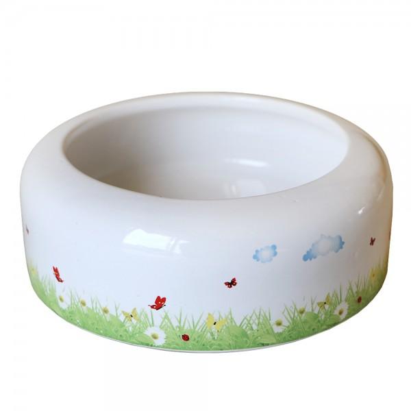 Karlie Keramiknapf Frühlingswiese - 500 ml