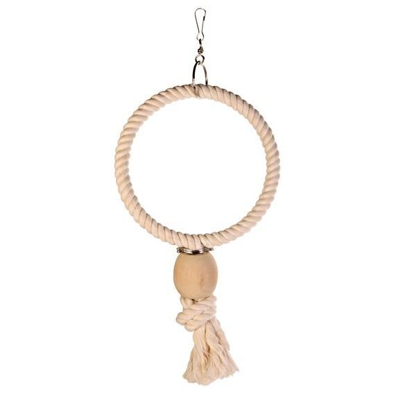Tau-Ring, ø 19 cm, reine Baumwolle