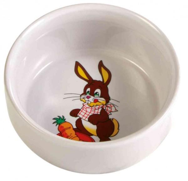 Trixie Keramiknapf für Kaninchen, 250 ml/ø 11 cm