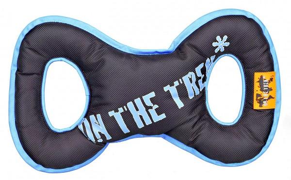 Trixie On the Trek Knochen Hundespielzeug aus Polyester, 33 × 18 cm, schwimmt
