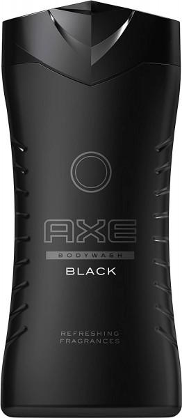 Axe Duschgel Black für Männer, 250 ml - mit feinem Duft und Understatement