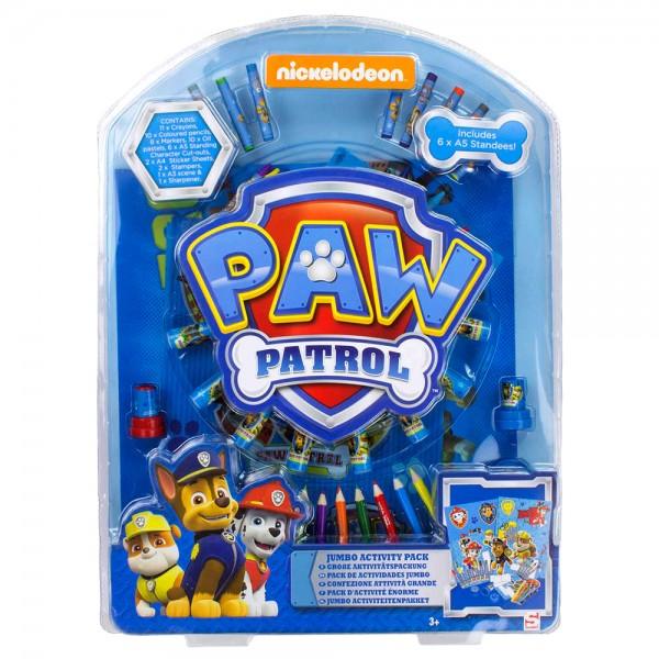 Paw Patrol Kinder Große Aktivitätspackung Malset Schreibset