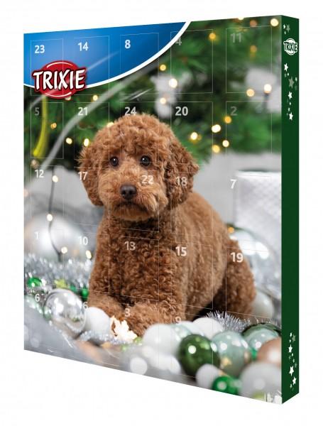Adventskalender 2020 für Hunde mit diversen Leckereien