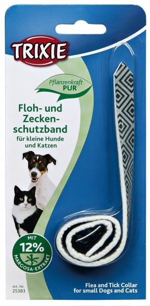 Trixie Floh- und Zeckenschutzband, reflektierend 36 cm Katzen und kleine Hunde