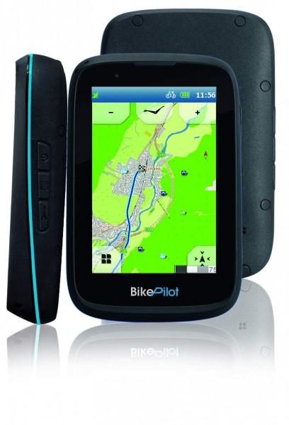 Blaupunkt BikePilot²+ Fahrrad Navigation Europa, 3,5 Zoll