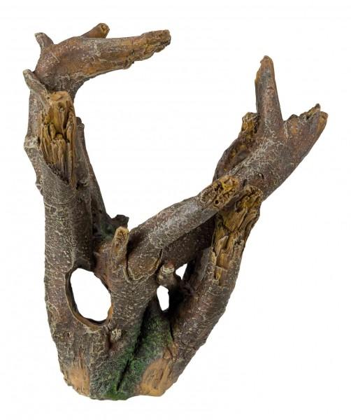 Trixie Wurzel Aquariendekoration, 12 cm, dunkelbraun