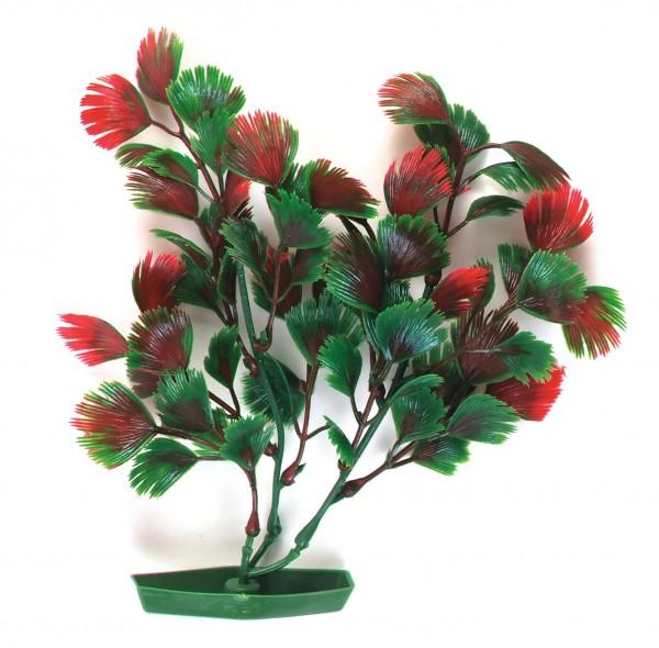 Kerbl Aquariumpflanzen aus Kunststoff, ca. 13-15 cm, diverse Ausführungen