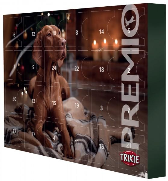 Trixie Adventskalender 2019 PREMIO für Hunde mit diversen Leckereien