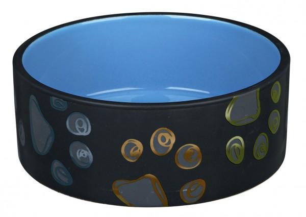 Trixie Keramiknapf Jimmy, 0,75 l/ø 15 cm, diverse Farben