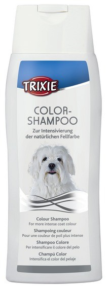 Color-Shampoo, weiß, 250 ml