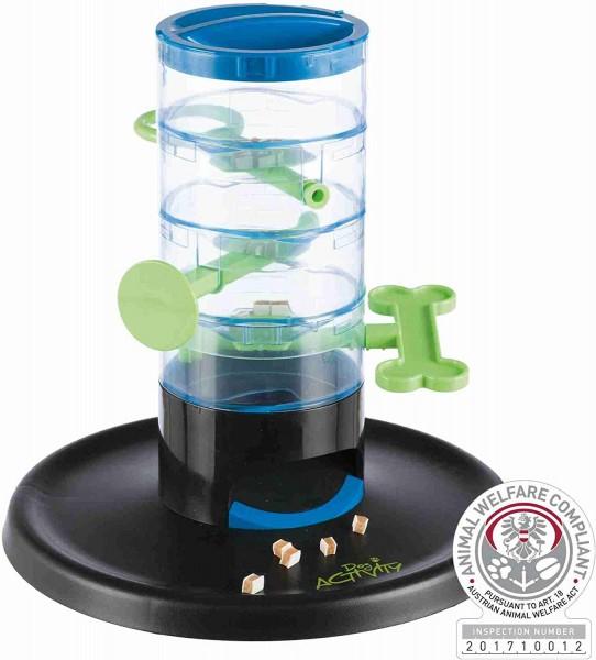 Tricky Tower Strategie-Spiel für Hunde level 3, Ø 27 × 28 cm