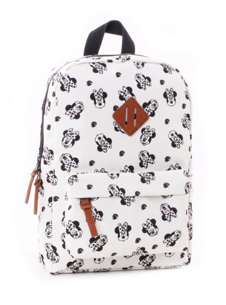 Disney Rucksack Minnie Mouse My Little Bag, 34x23x13 cm, Polyester