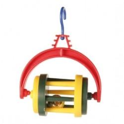 Trixie Spielrolle mit Schelle ø 4 cm, diverse Farben