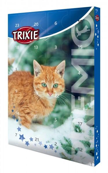Trixie Adventskalender 2019 PREMIO für Katzen mit diversen Leckereien