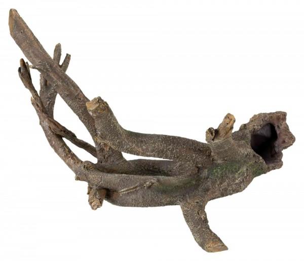 Trixie Wurzel Aquariendekoration, 34 cm, dunkelbraun